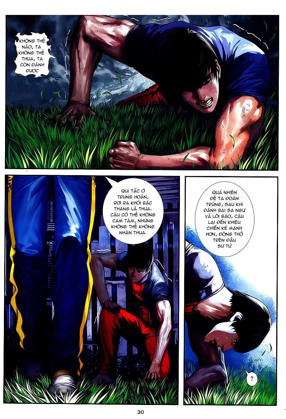 Quyền Đạo chapter 7 trang 27