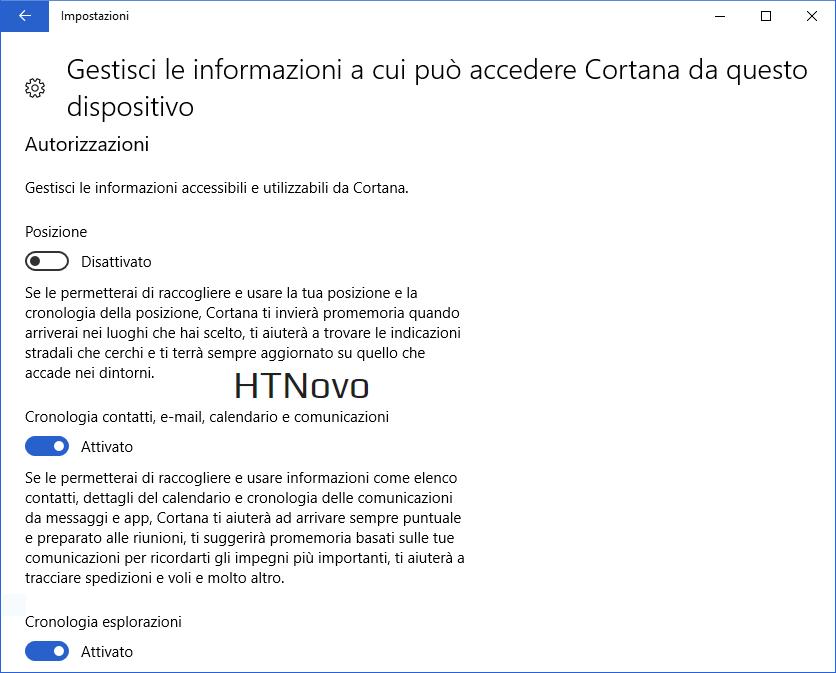 Gestisci-Inoformazioni-Cortana