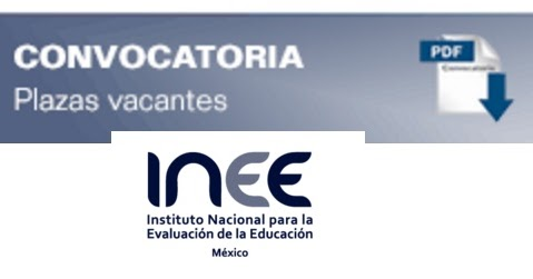 Convocatoria para plazas vacantes del inee no 24 alexduv3 for Sep convocatoria plazas 2016