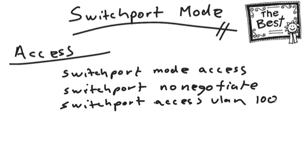 Cyber Security Memo: Cisco Switchport Mode Best Practices