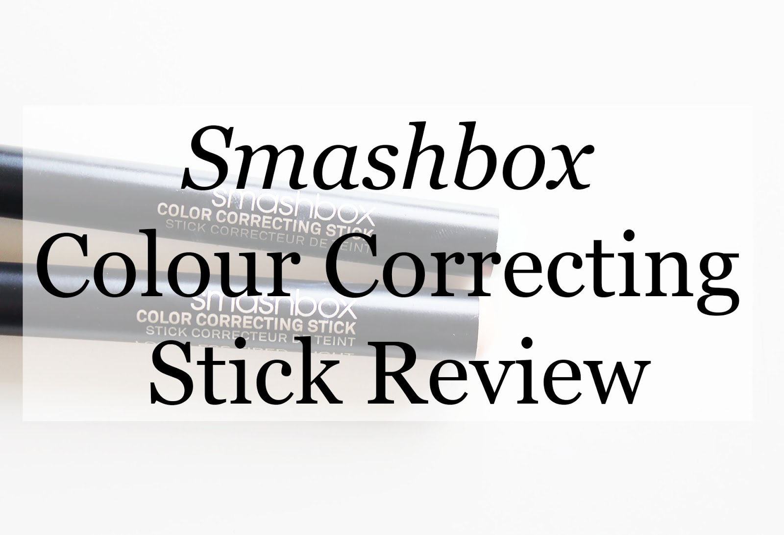 Color Correcting Stick by Smashbox #20