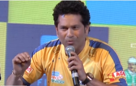I want Dhoni in my Team says Sachin Tendulkar | TAMIL THALAIVAS