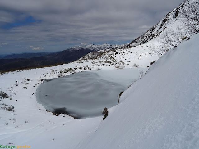 Lagunas de Tablado de arriba.