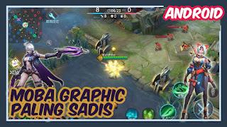 Kabar baik hadir bagi kalian para pencinta game moba BBM MOD APK War Song Mobile Apk No Mod v1.1.146 Latest Version English