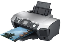 Epson Stylus Photo R350 Install Drivers Software