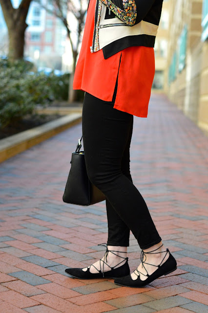 black-lace-up-flats-outfit
