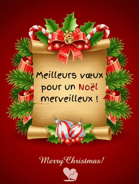 Merry christmas ! Beaux textes de Noël