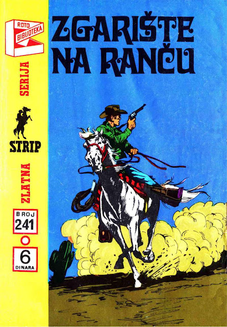 Zgariste na Rancu - Tex Willer