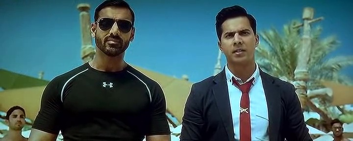 Direct Links For Dishoom 2016 300MB DVDScr Full Hindi Movie Watch Online Free Download