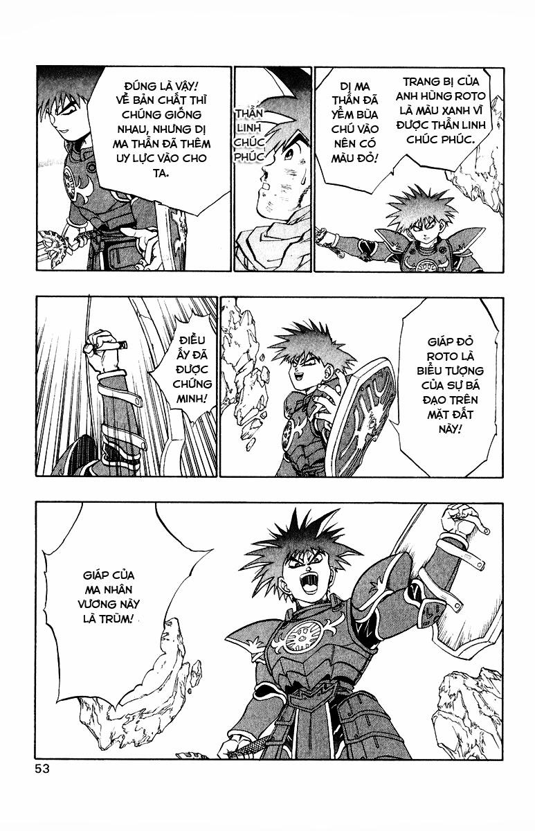 Dragon Quest: Emblem of Roto chap 35 trang 4