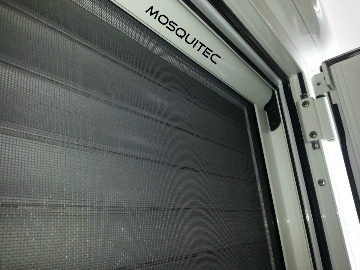 Mosquitera enrollable mosquiteras murcia - Tela para mosquitera ...