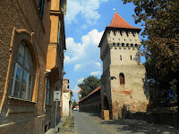mura medievali sibiu