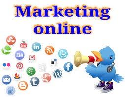 Ngày nay marketing online được sử dụng rất phổ biến.