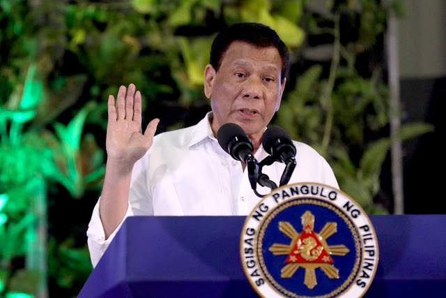 President Duterte Slams The Video Scandal Of His Critic: Brit Slams International Sports Commentator For Attacking