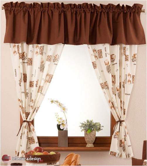 Elegant Kitchen Curtains 13