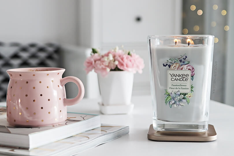 Miłość! Yankee Candle Passionflower (Elevation Collection)
