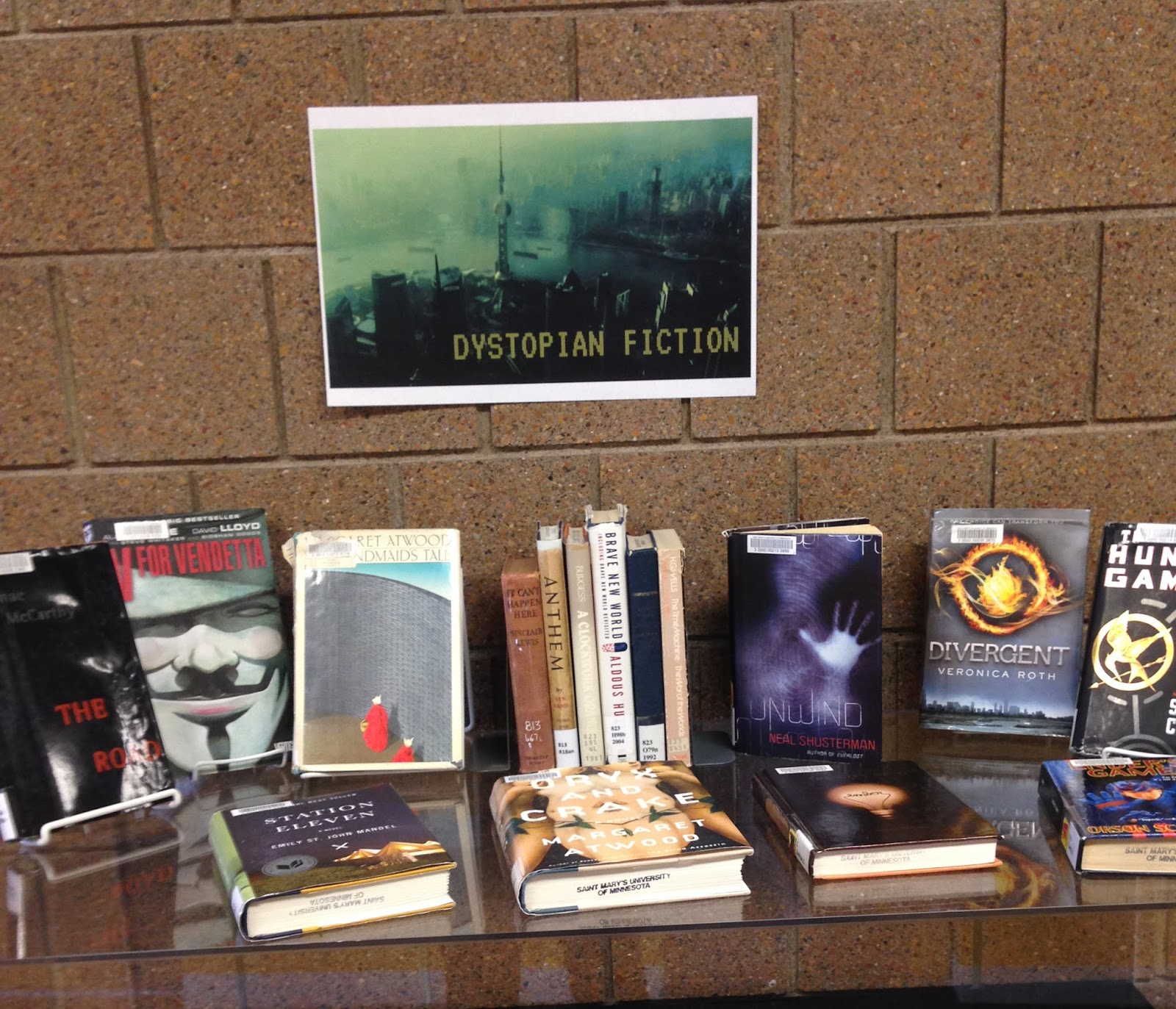 dystopian literature They don't just appear in the sci-fi section, either — dystopian fiction is firmly ensconced in book-club-ready literary circles, as well.
