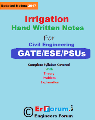 irrigation-drainage-engineering-handwritten-notes