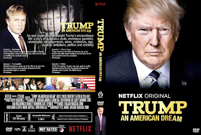 Trump: An American Dream DVD Cover