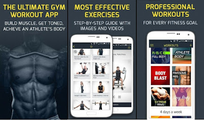 تطبيق-Gym-Workout-للفيتنس