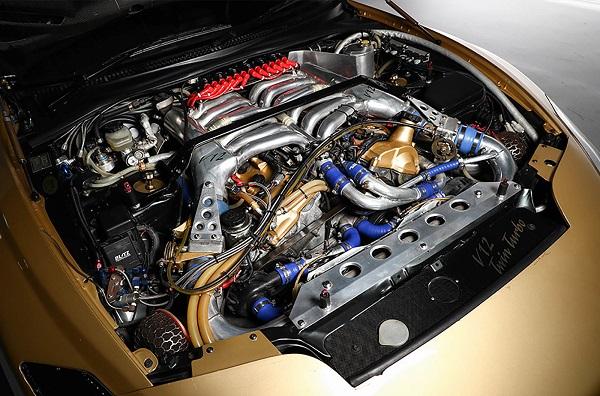 Toyota Supra Smokey Nagata