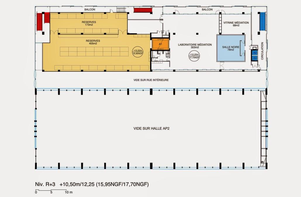 Frac nord pas de calais lacaton vassal aib for Z architecture william vassal