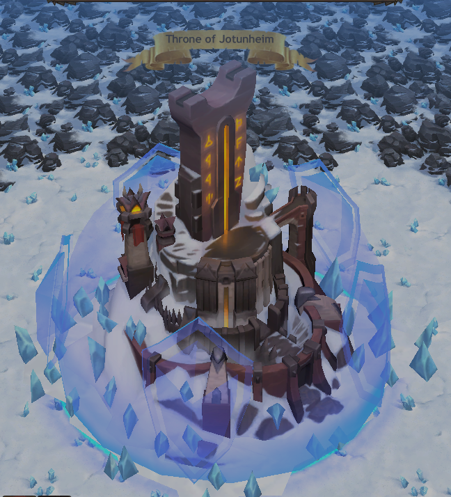 New Legendary Competition In Vikingswar Of Clans Battle For Jotunheim