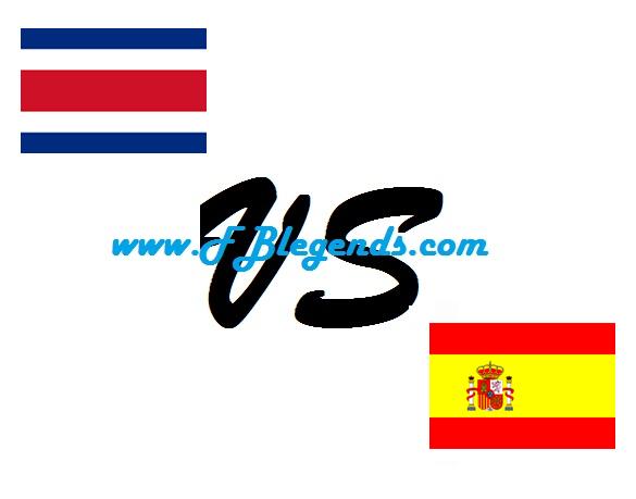 مشاهدة مباراة اسبانيا وكوستاريكا بث مباشر مباراة ودية بتاريخ 11-11-2017 يلا شوت spain vs costa rica