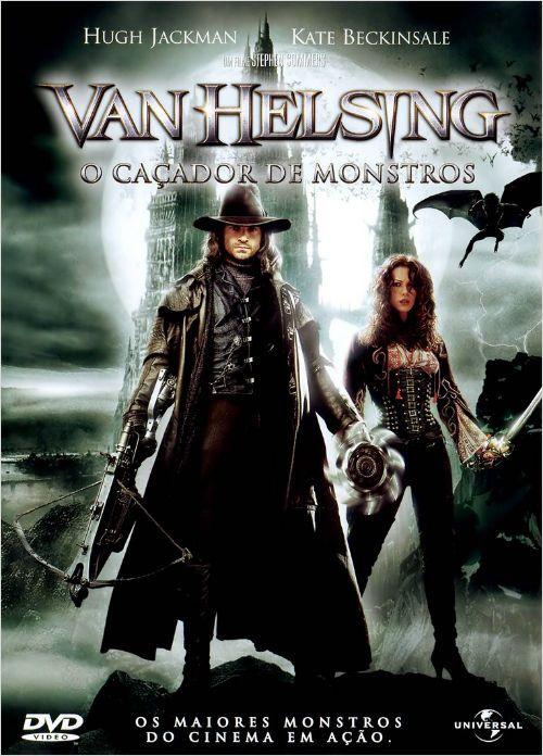Capa do Filme Van Helsing: O Caçador De Monstros