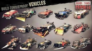 guns car zombie mod apk | aqilsoft