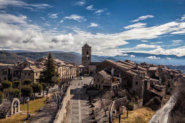Aínsa, Huesca (Aragón)