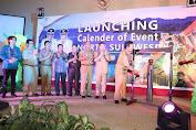 Wagub Kandouw Launching Calendar Of Event North Sulawesi 2018