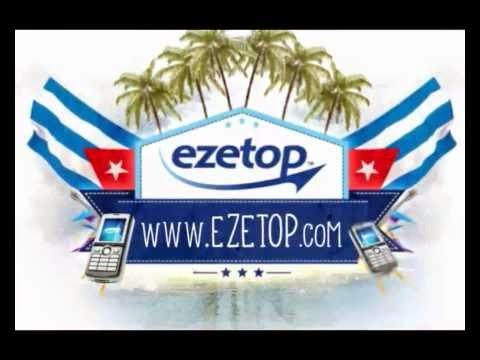 Recharge cell phone in Cuba with Ezetop