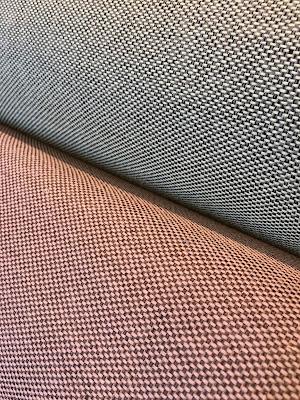 www.skumhuset.dk møbelstoffer sofa skumgummi Wegner ge290 Tremmesofa stof pallehynde pallesofa tekstil tekstiler møbeltekstiler mønster koldskum skummadras