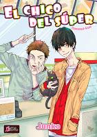 Conveni-kun (El chico del super) - Ediciones Tomodomo