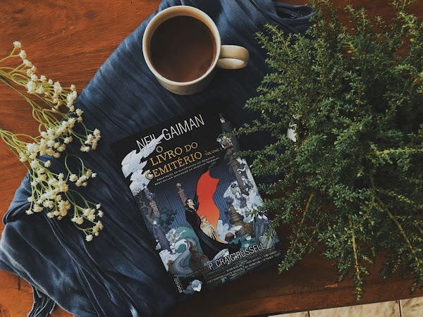 O Livro do Cemitério, Neil Gaiman