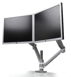 Symmetry Office Monitor Mounts at OfficeFurnitureDeals.com