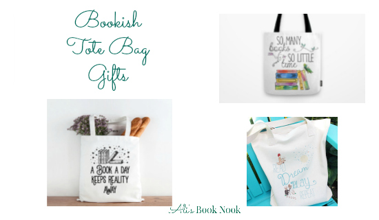 Bookish Tote Bag Gift ideas