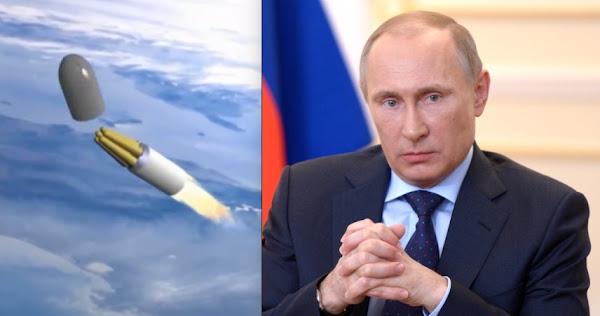Πούτιν: Πύραυλοι σαν τον Avangard μπορεί να εμφανιστούν σε λίγα χρόνια- vid