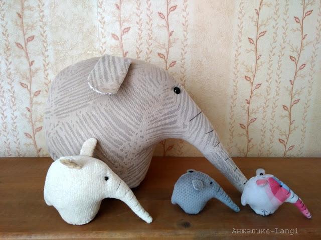 Слон, слоники, слонище