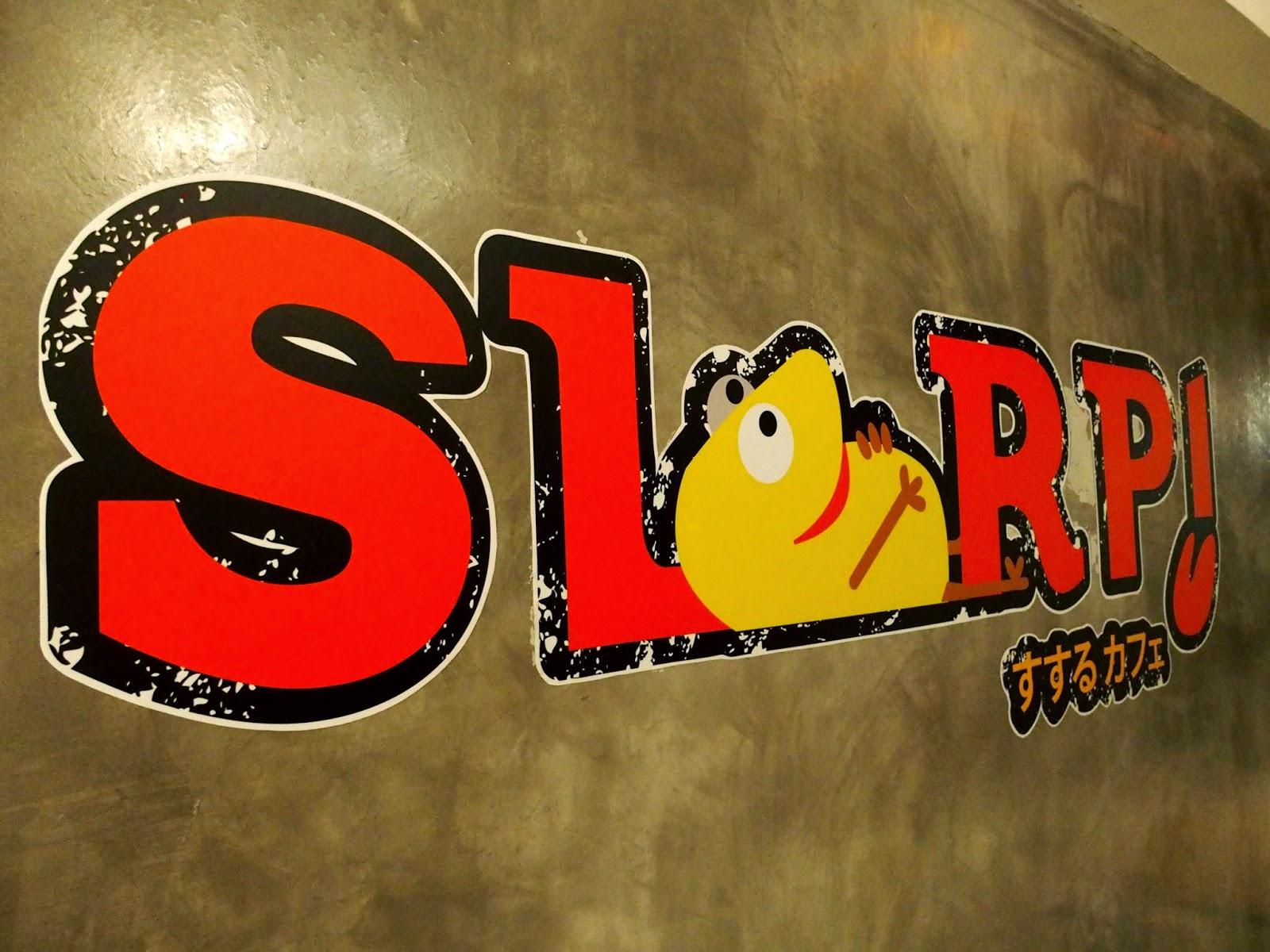 Follow Me To Eat La - Malaysian Food Blog: Slurp Cafe @ 3 Two Square