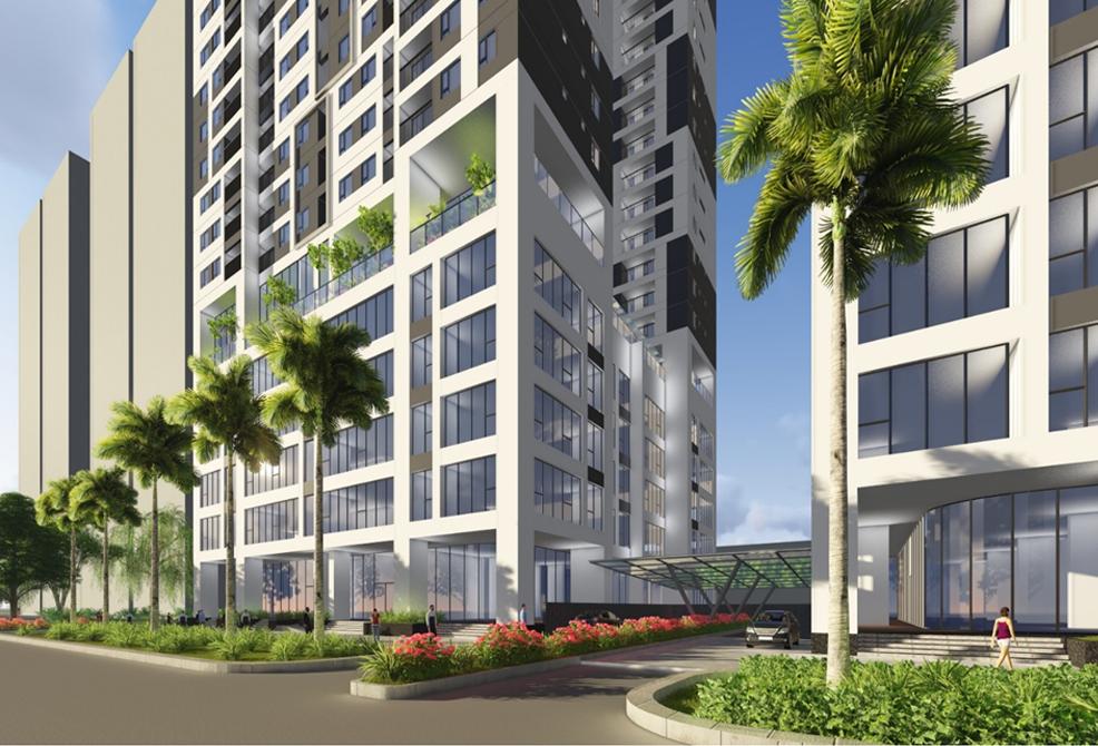 Ra mắt dự án chung cư Phú Mỹ Complex - Nổi tiếng tại khu Đoàn Ngoại Giao
