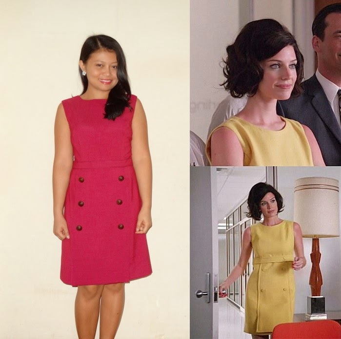 Megan Draper Dress From Mad Men TV Show