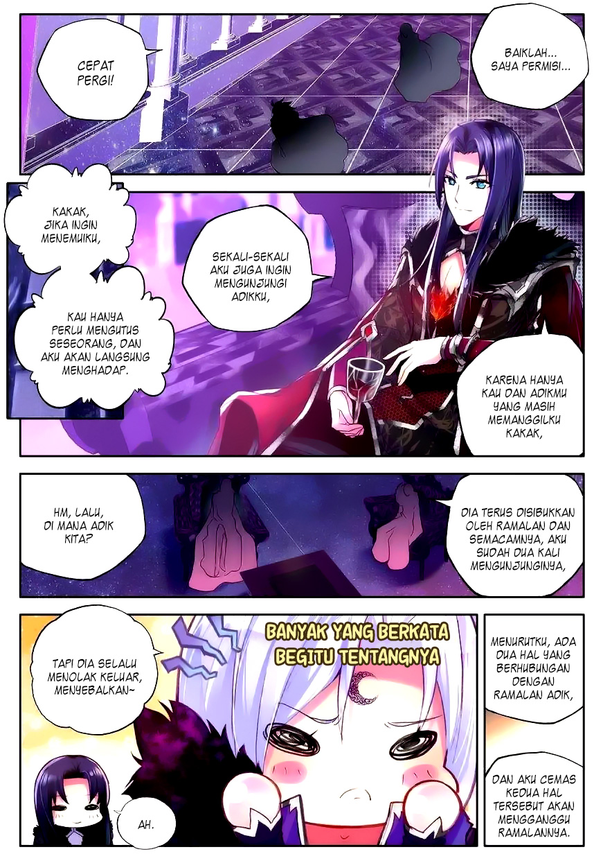 Shen Yin Wang Zuo Chapter 113