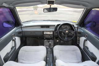Interior Suzuki Amenity