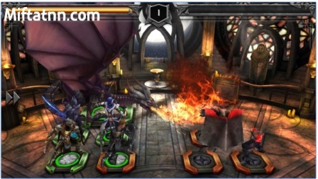 Game Action Online Terbaik Android Heroes of Dragon Age APK