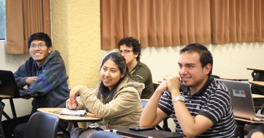 CONCYTEC financiará becas para maestría en ciencias de la computación - www.concytec.gob.pe