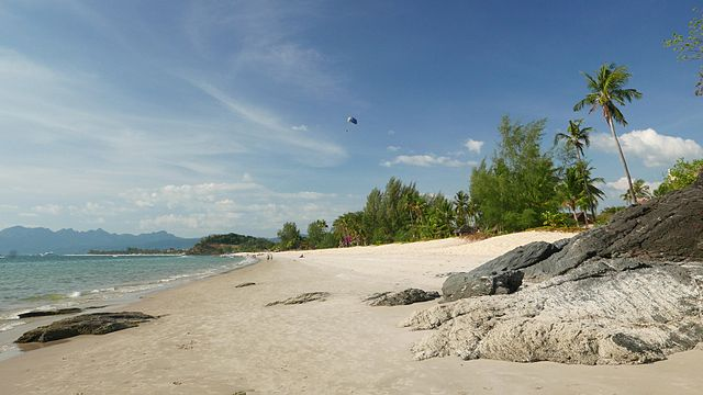 Tropical Beach Paradise of Langkawi