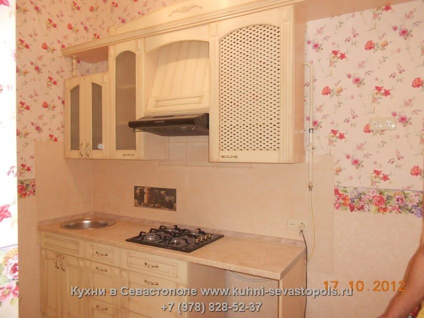 Кухни дерево Севастополь