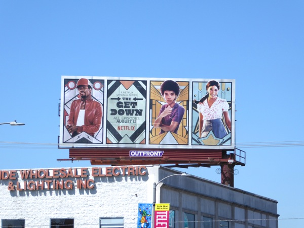 Get Down season 1 billboard